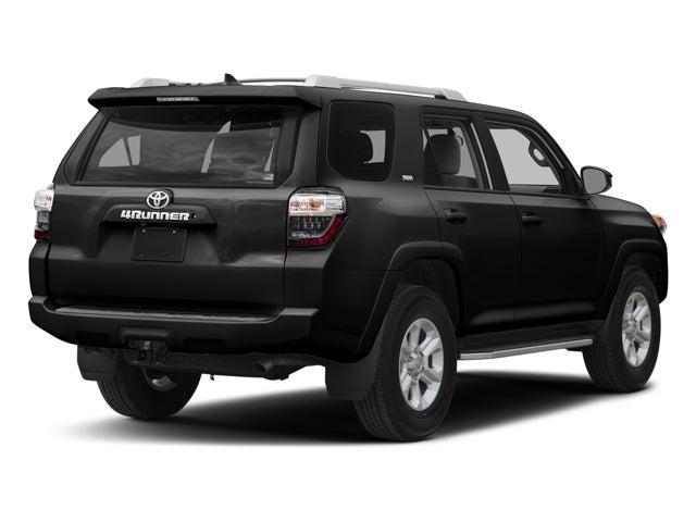 2017 Toyota 4runner Black Motavera Com