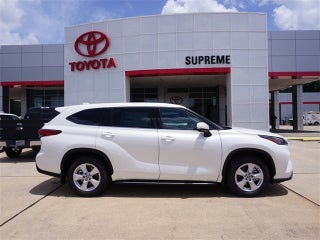 2020 Toyota Highlander Le Toyota Dealer Serving Hammond La New And Used Toyota Dealership Serving Ponchatoula Covington Mandeville La